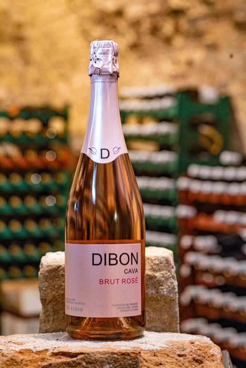 DIBÓN Brut Rose
